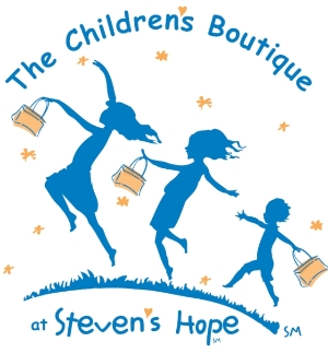 Logo for Children's Boutique – Immediate Need for Senior Volunteers
