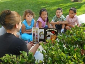 Logo for Help a Child Grow: Fall After-school Volunteers Needed! - Escondido