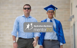 Logo for Mentor2.0 = A Mentoring Program for Busy Professionals!