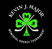 Logo for 7th Annual Kevin J. Major Memorial Hockey Tournament