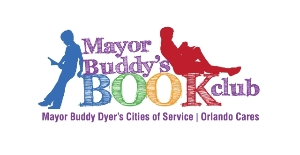 Logo for Mayor Buddy's Book Club Party Planner & Facilitator