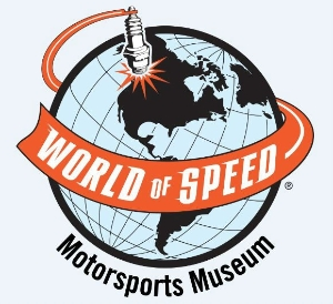Logo for World of Speed Volunteer Docent
