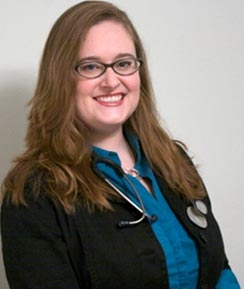 Alisha Beth Griswold, Medical Reserve Corps