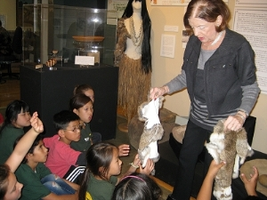 Logo for Love local history? Love kids? Become a Museum Docent!