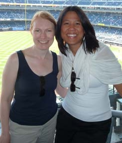 Deborah Cooke and Trisha Choi, NewYork-Presbyterian Hospital
