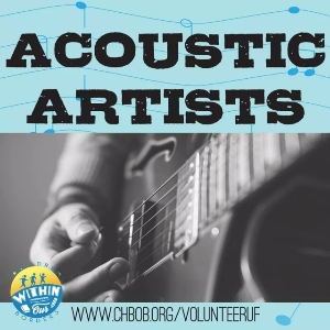 Logo for CWOB Alachua: Acoustic Artists Workshop