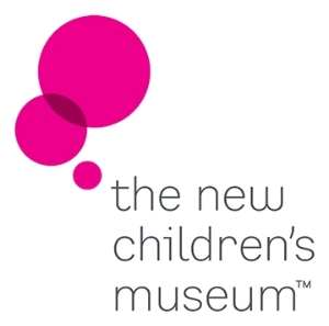Logo for Photography volunteer at The New Children's Museum