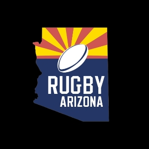 Logo for Rugby Arizona – growing youth rugby