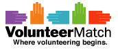 Follow Us on Volunteer Match