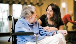 Hospice Volunteer Bedside Companion