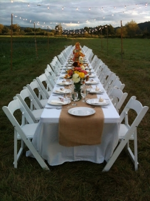 Table to Farm Summer Dinner Series