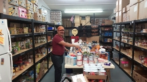 Pantry Volunteer