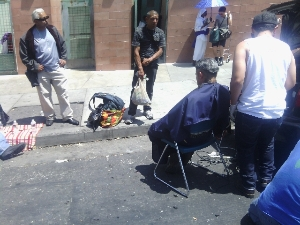2014 Having Fun In World Famous Skidrow CA