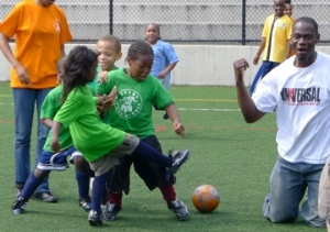Seeds in the Middle - Crown Heights soccer