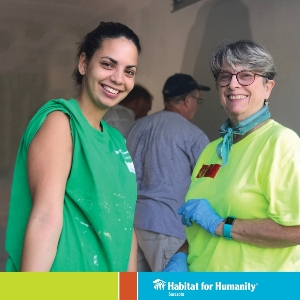 Volunteer with Habitat Sarasota