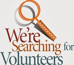 We're Looking for Office Volunteers