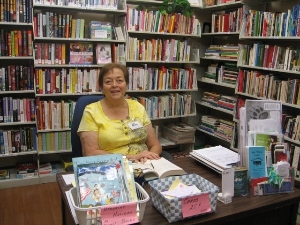 Bookstore Volunteer