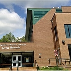 MCPL Long Branch Library