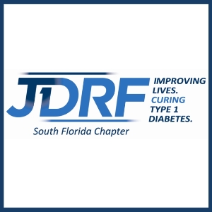 JDRF South Florida Chapter Logo