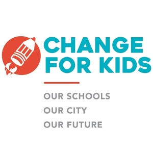 Logo for Volunteer at Virtual Career Day at P.S. 160 with Change for Kids