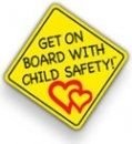 Get On Board with Child Safety !