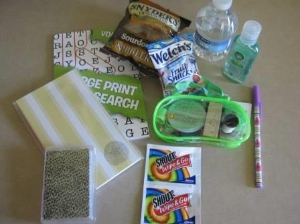 Caregiver Carebag Example