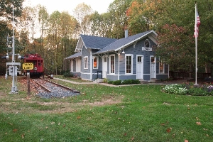 Fairfax Station RR Museum