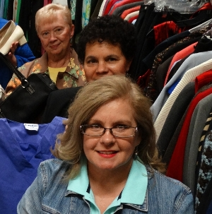 Clothes Closet Volunteers