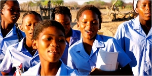 African Girls want to learn Science and Technology