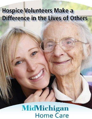 MidMichigan Home Care Hospice Volunteers