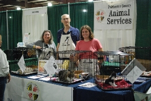 BCAS Cat Volunteer