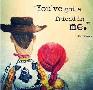 Toy Story quote