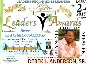 6th Annual Leaders Awards Gala