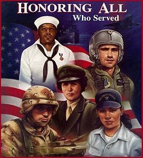 "Heartland Hospice is a ""We Honor Veterans"" Partner"