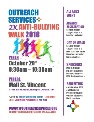 2K Anti-Bullying Walk