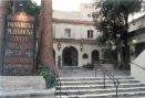 The Pasadena Playhouse Patio