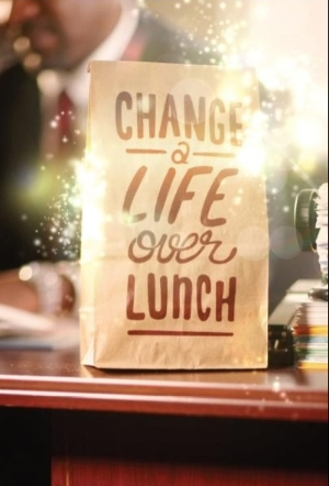 Change a life over lunch