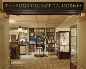 The Book Club of California