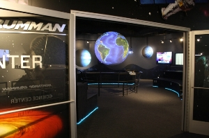 Northrop Grumman Science on a Sphere