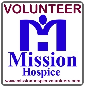 Mission Hospice Volunteers Logo