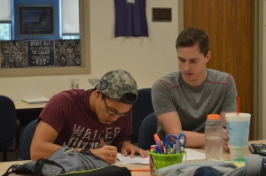 Tutors help our kids succeed!