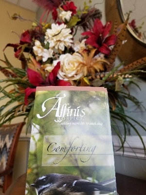 Affinis Hospice: Comforting