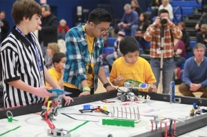 FIRST LEGO League Judges