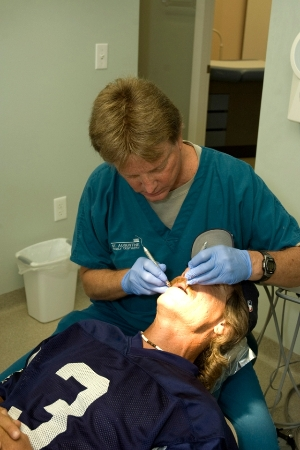 Dentist Volunteering