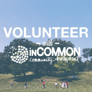Volunteer at inCOMMON