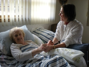Massage Therapist Hospice Volunteer