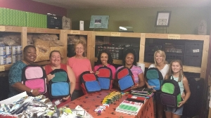 Backpacks of Hope Program