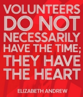 heart volunteer