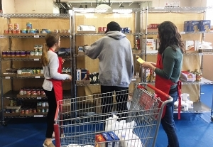 Helping our clients shop with dignity and choice!