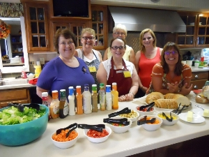 Wonderful Guest Chefs - IPOGH of Harrisburg